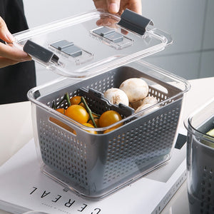 Contcol-Multi-Functional food Storage Container