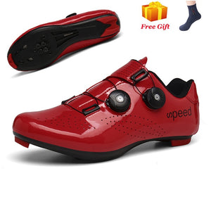 Lockmic-Self-Locking Bike Shoes