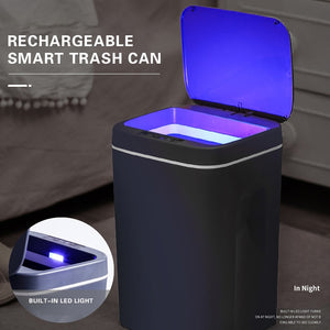 CleanCan-Automatic Touchless Trash Can