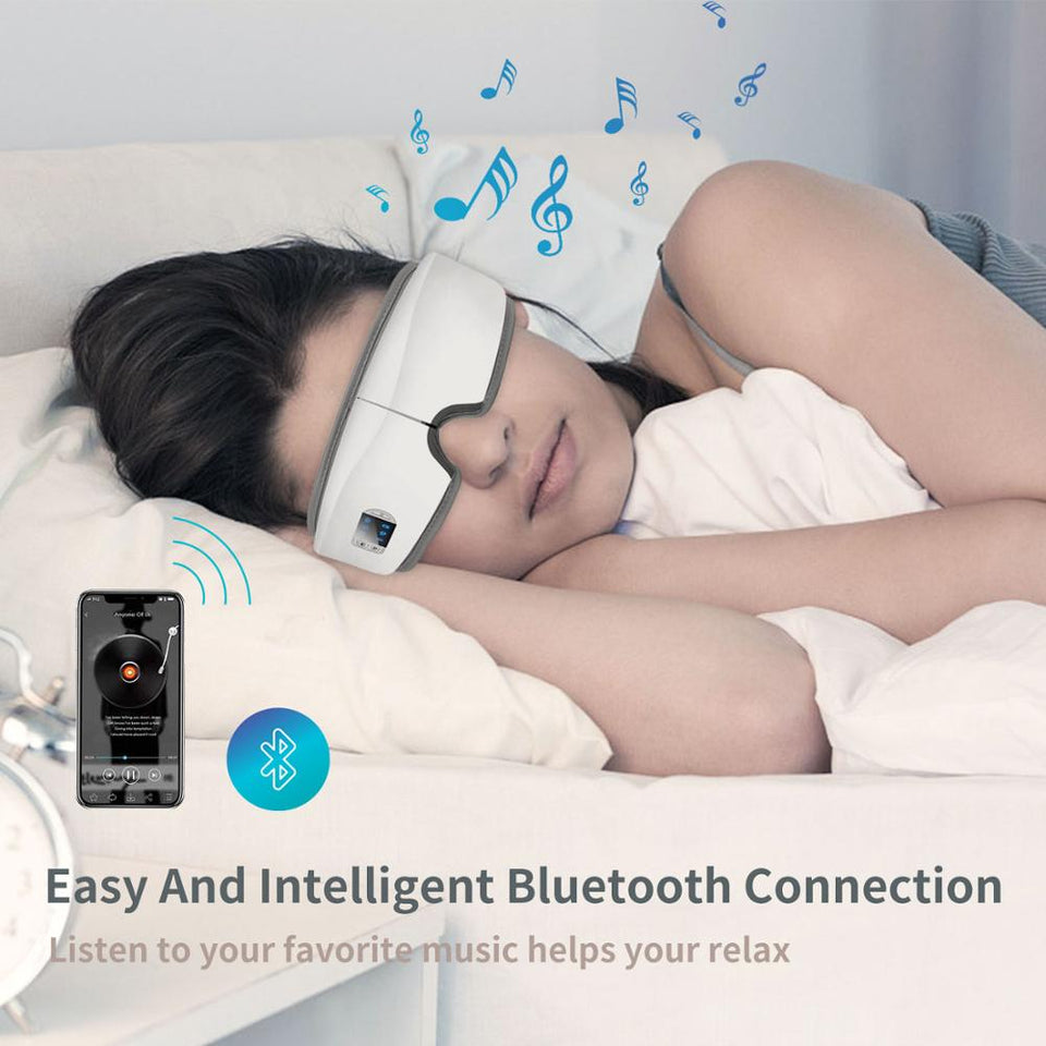 Smartsee-Electric Eye Massager
