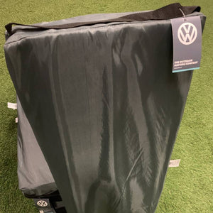 VW Mat - Blue/Grey
