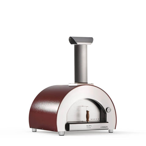 Alfa 5 Minuti Wood Fired Pizza Oven