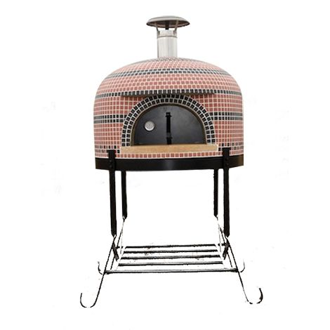 Forno Bravo Napolino Wood Fire Pizza Oven
