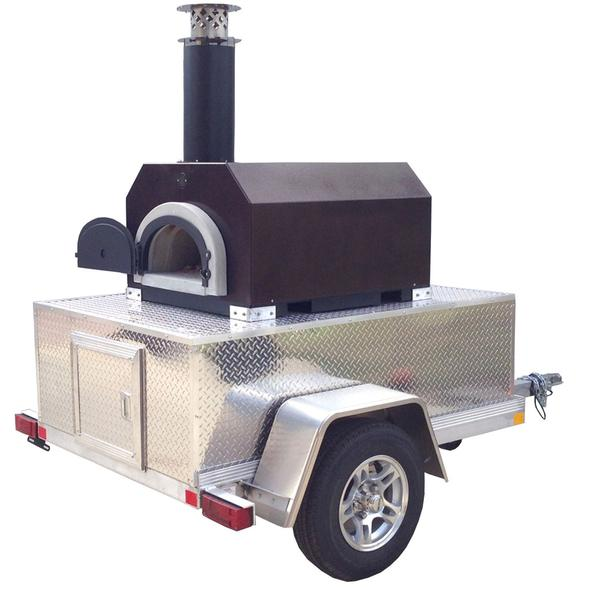 CBO 750 Tailgater Wood Fired Pizza Oven