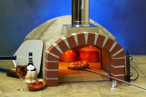 Forno Bravo Casa2G Gas Pizza Oven Kit