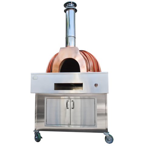Wood Fired Catering Oven