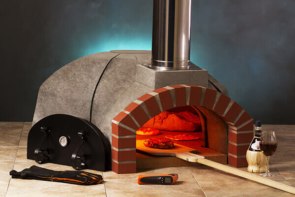 Forno Bravo Premio2G Gas Pizza Oven Kit