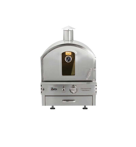 summerset gas pizza oven