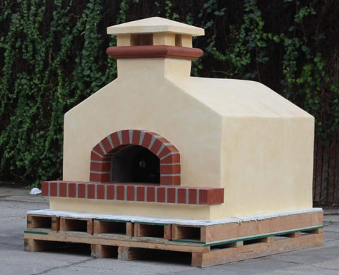 Forno Bravo Toscana Gabled Gas Pizza Oven