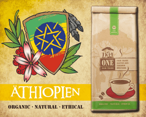 Bio Fair-Trade Arabica Kaffee | WILDKAFFEE ÄTHIOPIEN