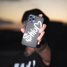 Load image into Gallery viewer, Phone Case - Black Signature