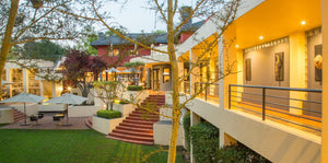 Johannesburg Luxury - Ten Bompas Hotel - cheap experiences in South Africa Cheap Holidays