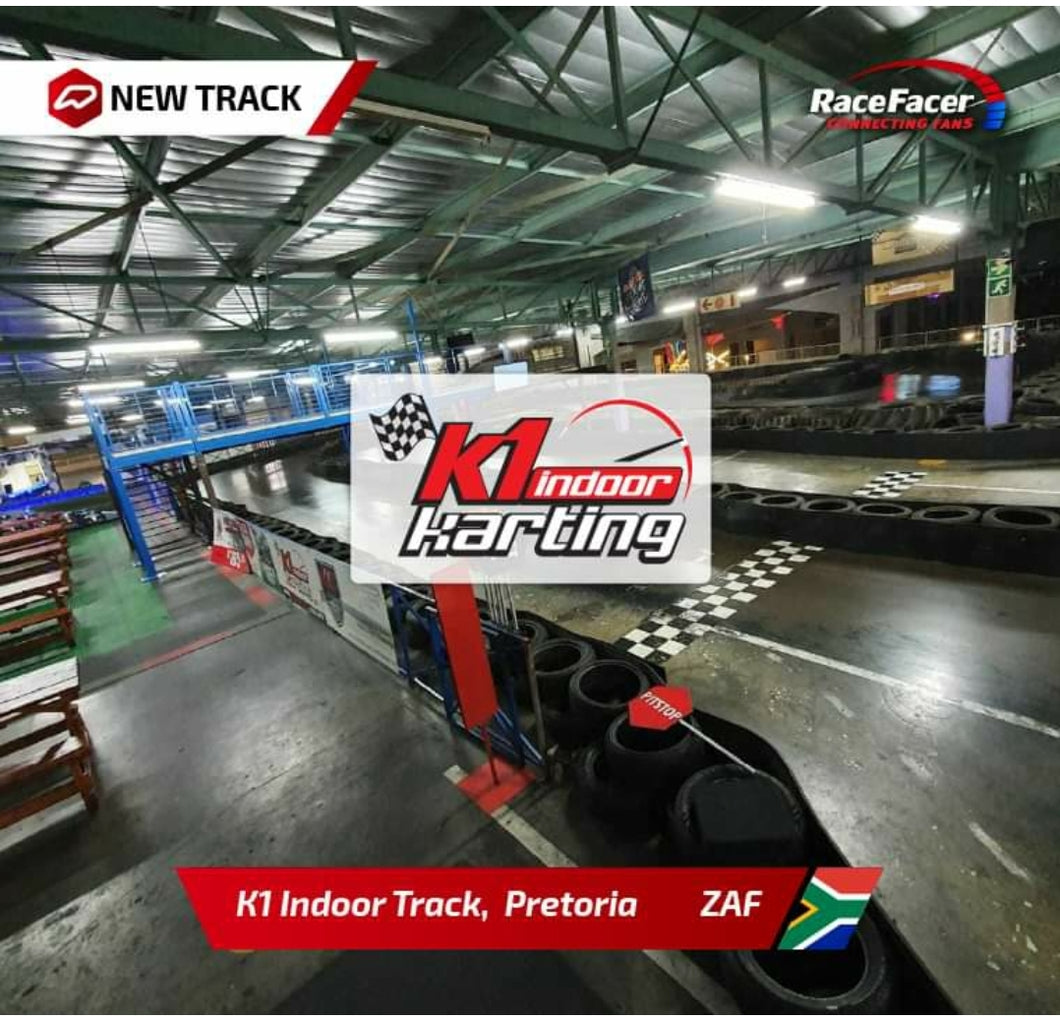 A Rush of Adrenaline - K1 Karting Grand Prix Experience - cheap experiences in South Africa Cheap Holidays