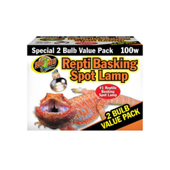 Repti Basking Spot Value 2 Pack