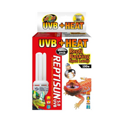 UV-B (5.0) & Heat (100w) Combo Pack