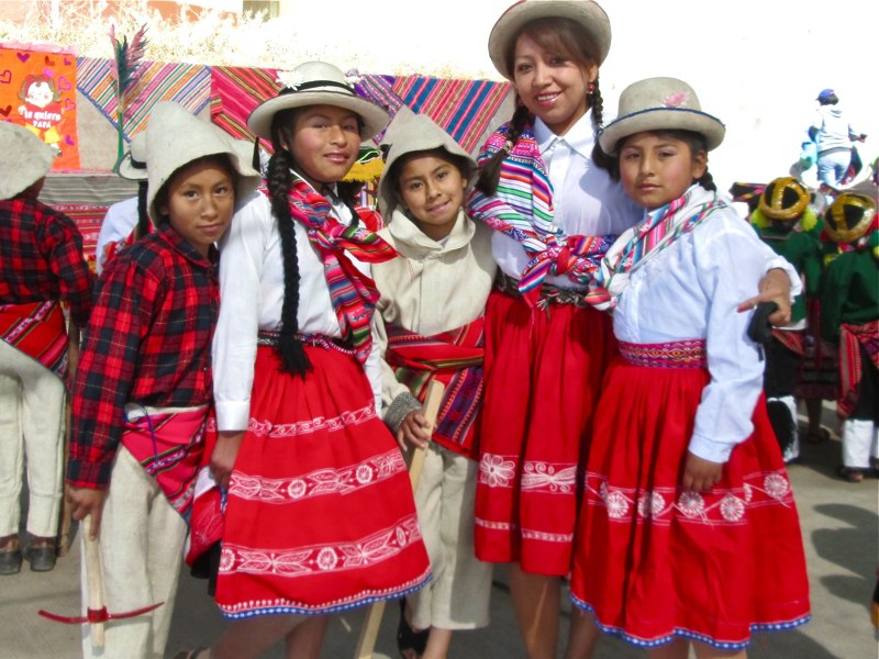 Chicuchas Wasi School for Rural Girls, Peru