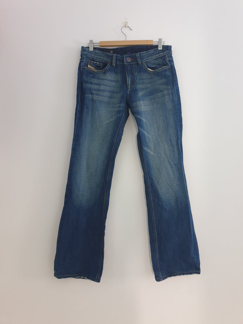 Diesel full length denim jeans (Medium)