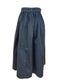 Zara Navy Blue Skirt (Medium)