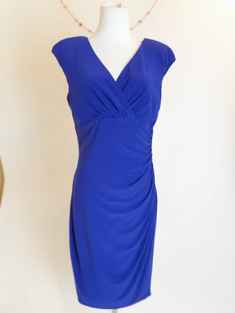 Purple Ralph Lauren Dress (Medium)
