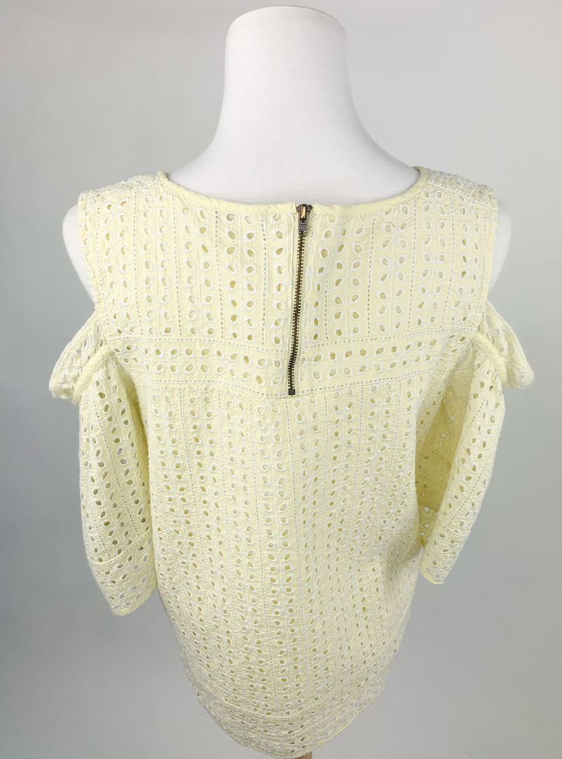 Next Yellow Summer Blouse (M)