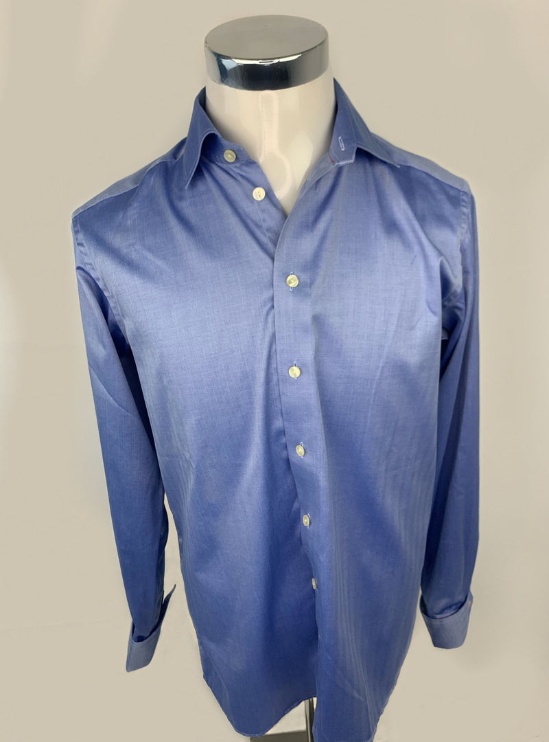 Eton Blue Men's Shirt (Large)