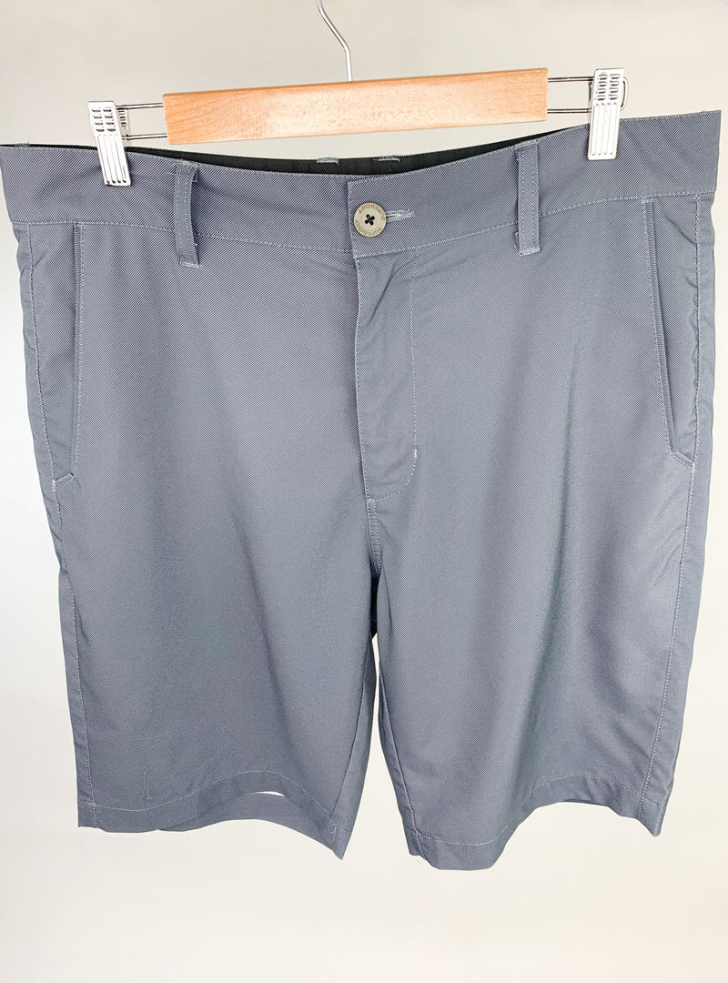 Split by Superdry Men's Grey Golf Shorts (Medium)