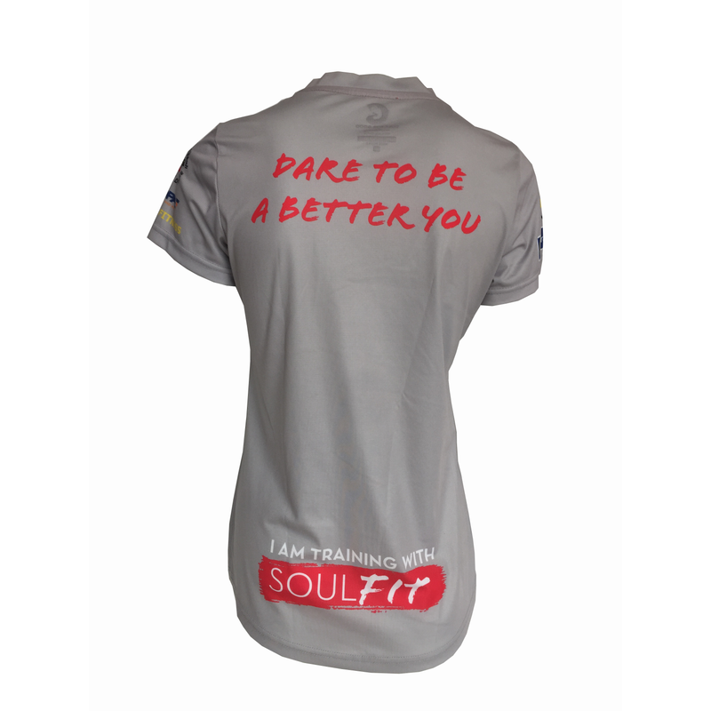 Gulf4Good soulFIT workout Tshirt (NEW, NOT USED) - ThriftforGood