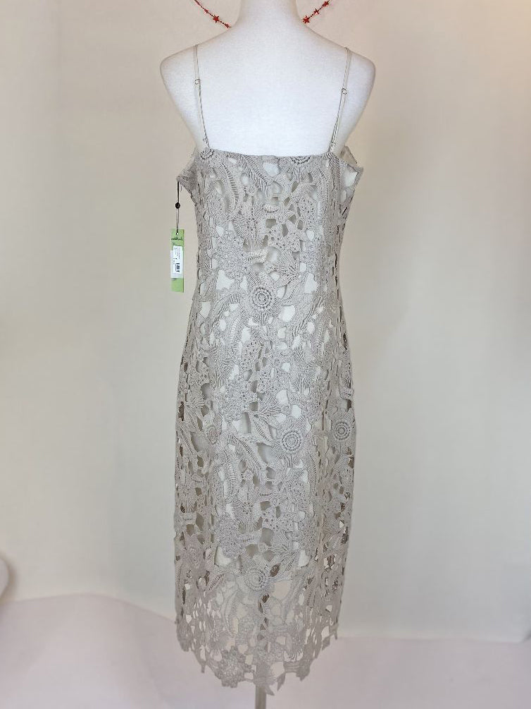 Sam Edelman white lace dress (medium) - new with tag