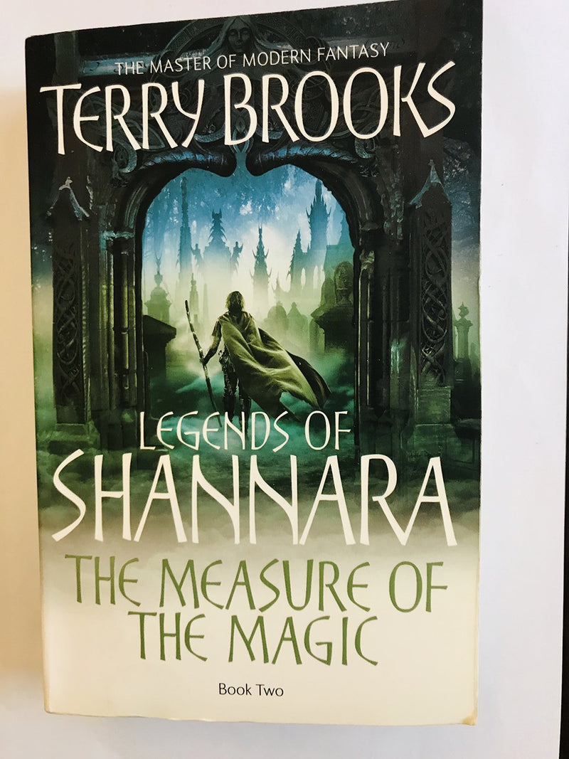 Legends of Shannara, The Measure of Magic, Book 2, by Terry Brooks