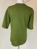 Ann Taylor green knitwear (medium)