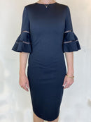 Ted Baker Black Classic Dress (Small)
