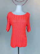 Vero Moda pink knitwear top ( Medium)