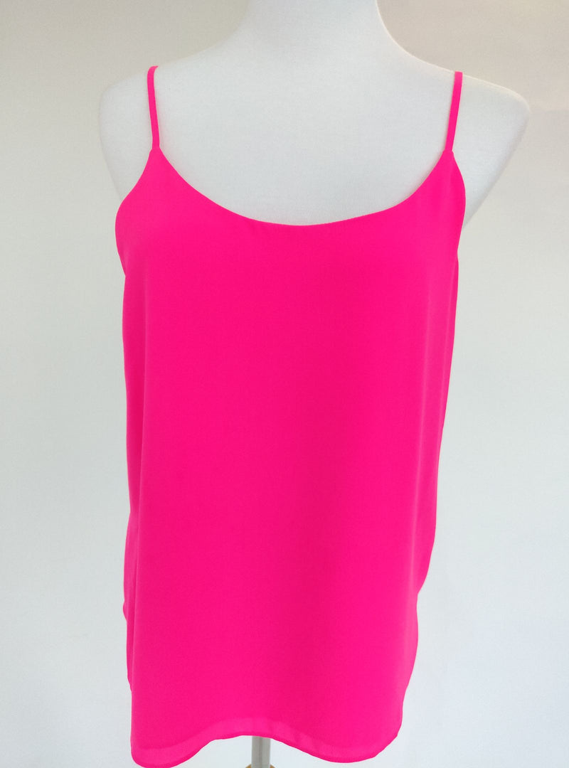 Oasis Pink Cami Top (Medium)