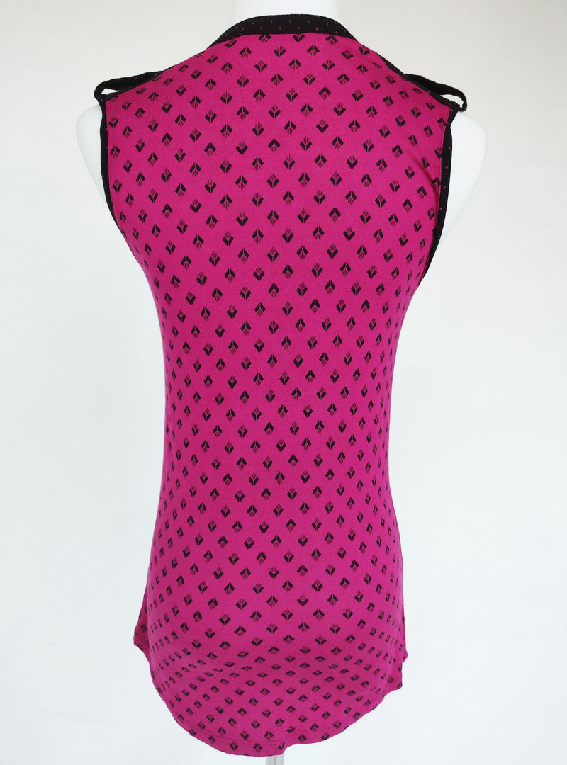 Oasis Pink Sleeveless Top (XS)