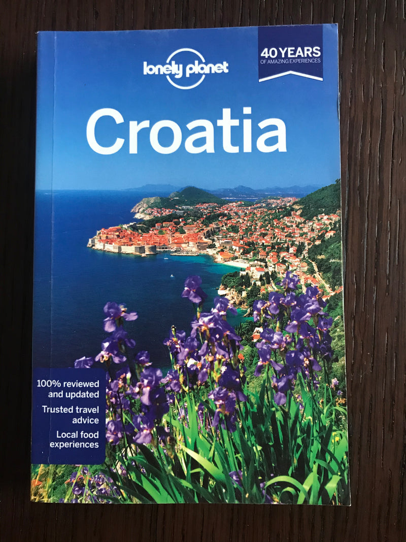 Croatia, Lonely Planet