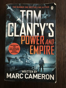 Power and Empire, Tom Clancy by Marc Cameron