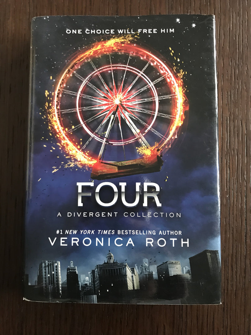 Four, by Veronica Roth