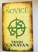 The Novice (The Black Magician: book two) by Trudi Canavan