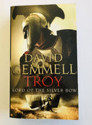 Troy, Lord of the Silver Bow, by David Gemmell