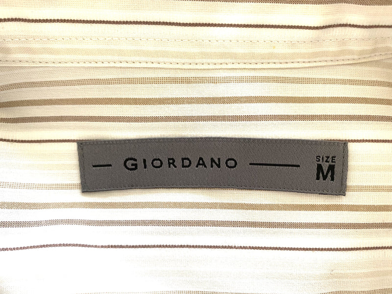 Giordano Men's Striped Shirt (Medium)