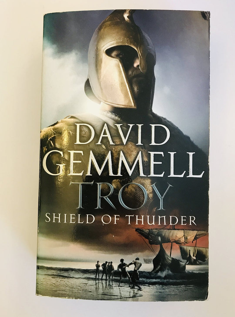 Troy, Shield of Thunder by David Gemmell