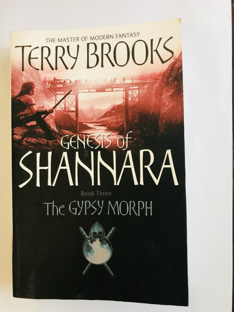 Genesis of Shannara by Terry Brooks (Book Three)