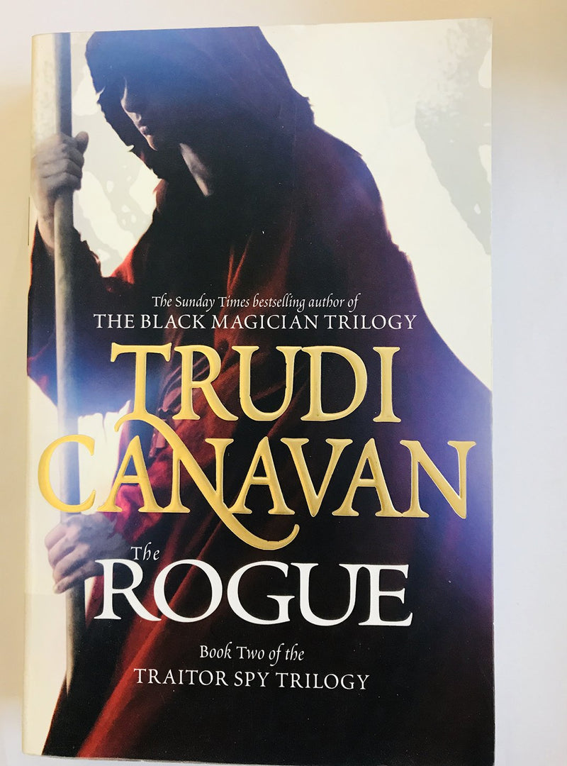 The Rouge (The Traitor Spy: Book 2) by Trudi Canavan