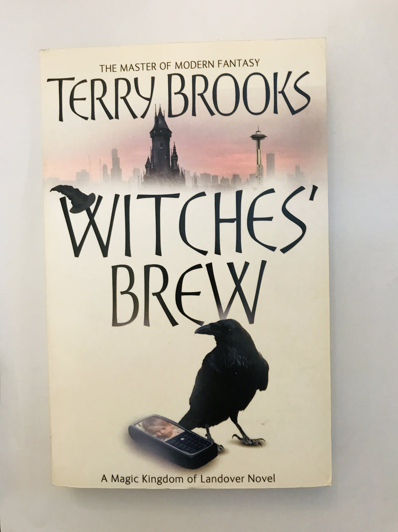Witches Brew by Terry Brooks (Magic Kingdom of Landover: Book 05)