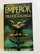 Emperor The Death of Kings by Conn Iggulden