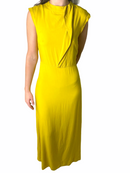 Oasis Womens yellow dress (Small)