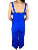 Shein Womens Blue Jumpsuit (S)