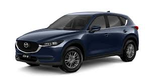 Mazda CX-5 2018-on Tailgate Kit