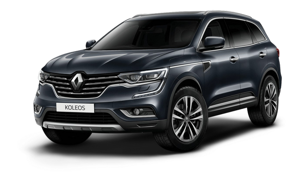 Renault Koleos 2017-on Tailgate Kit