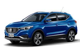 MG ZS 2018 on